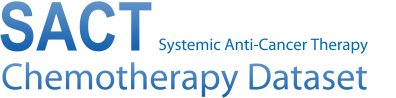 SACT - Systemic Anti-Cancer Treatment